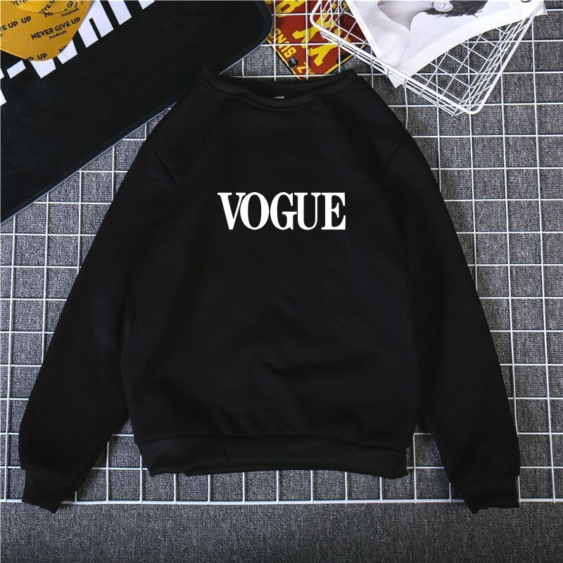 Dámská mikina Vogue černá
