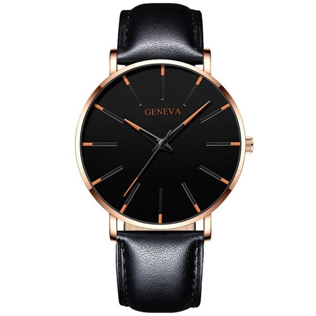 Moderní náramkové hodinky Geneva