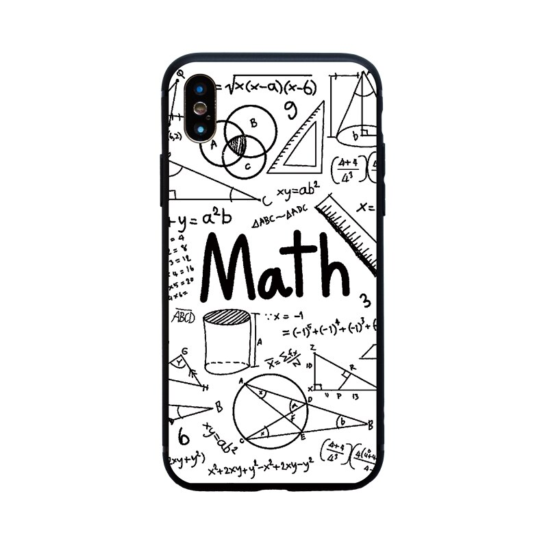 "Kryt na iPhone ""Math"""